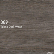 AGT MATT MDF panel, 389 Toledo Dark Wood 2800x1220x18 mm